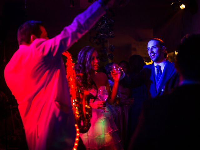 La boda de Rodrigo y Shelika en Navalafuente, Madrid 48