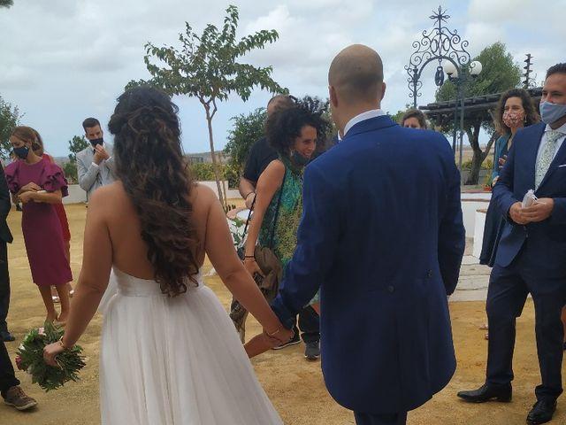 La boda de Rafa y María  en El Puerto De Santa Maria, Cádiz 7