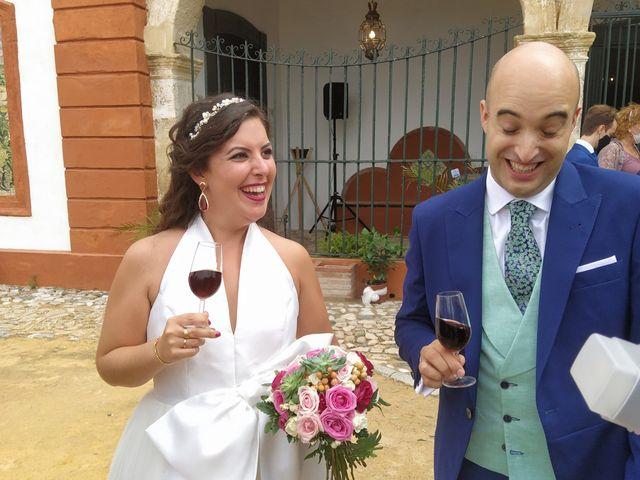 La boda de Rafa y María  en El Puerto De Santa Maria, Cádiz 14
