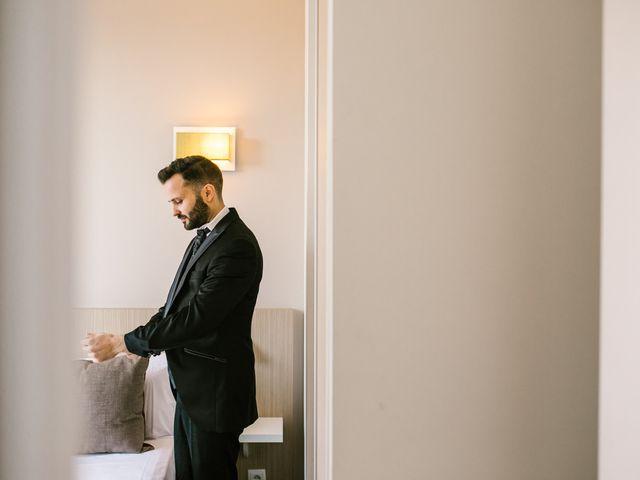 La boda de Fredi y Vero en Sant Cugat Del Valles, Barcelona 5