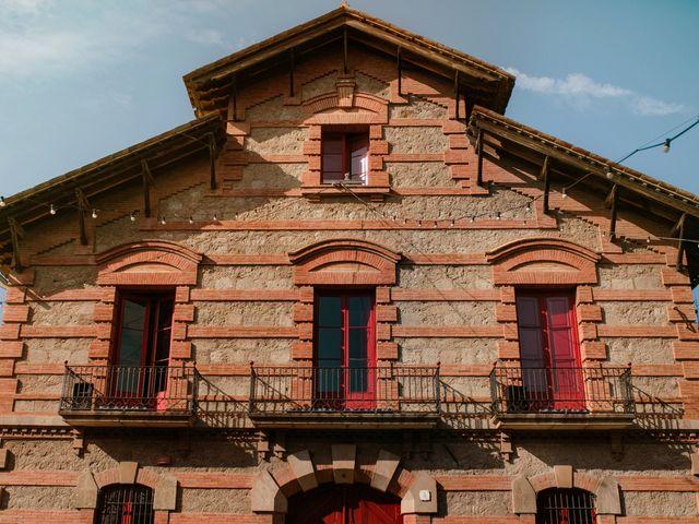 La boda de Fredi y Vero en Sant Cugat Del Valles, Barcelona 6
