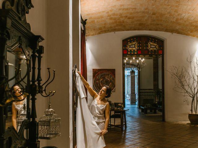 La boda de Fredi y Vero en Sant Cugat Del Valles, Barcelona 13