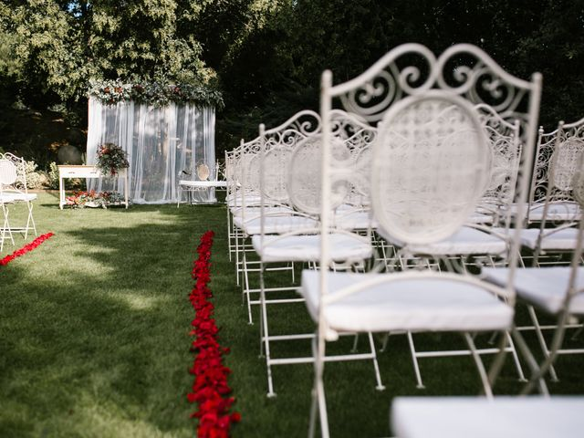 La boda de Fredi y Vero en Sant Cugat Del Valles, Barcelona 23