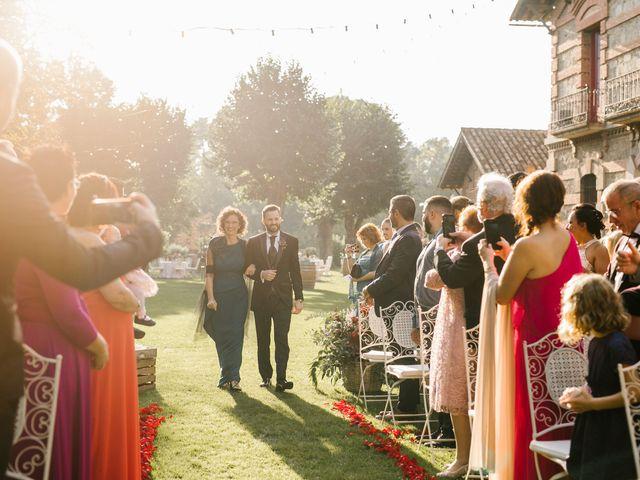 La boda de Fredi y Vero en Sant Cugat Del Valles, Barcelona 24