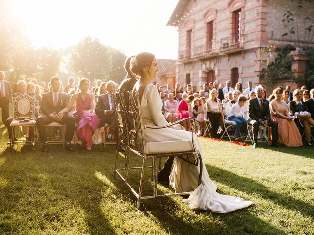 La boda de Fredi y Vero en Sant Cugat Del Valles, Barcelona 28
