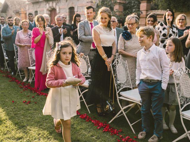 La boda de Fredi y Vero en Sant Cugat Del Valles, Barcelona 30
