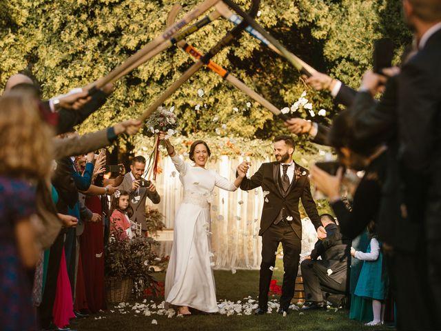 La boda de Fredi y Vero en Sant Cugat Del Valles, Barcelona 32