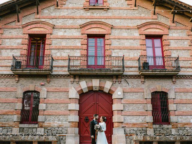 La boda de Fredi y Vero en Sant Cugat Del Valles, Barcelona 39