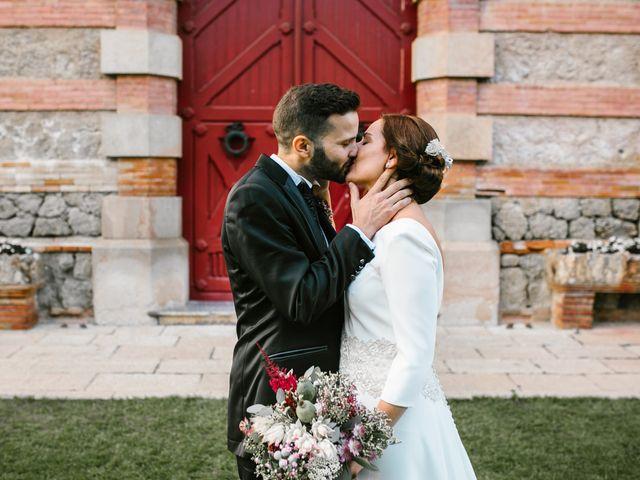 La boda de Fredi y Vero en Sant Cugat Del Valles, Barcelona 40