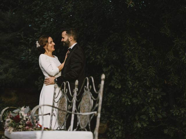 La boda de Fredi y Vero en Sant Cugat Del Valles, Barcelona 41