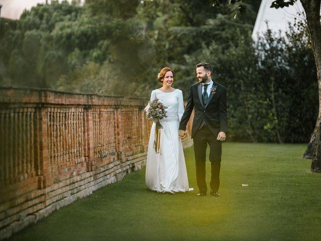 La boda de Fredi y Vero en Sant Cugat Del Valles, Barcelona 43