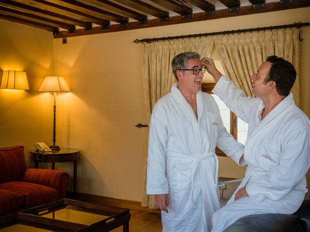 La boda de Fernando y Alejandro en Boadilla Del Monte, Madrid 5