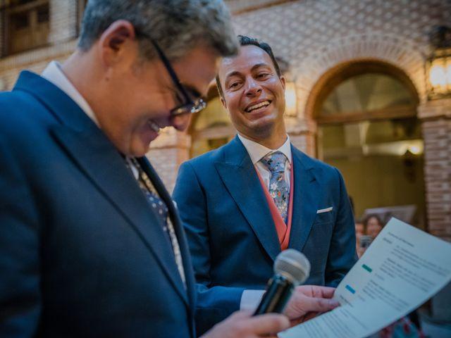 La boda de Fernando y Alejandro en Boadilla Del Monte, Madrid 38