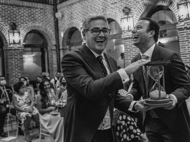 La boda de Fernando y Alejandro en Boadilla Del Monte, Madrid 44