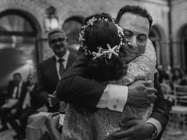 La boda de Fernando y Alejandro en Boadilla Del Monte, Madrid 45