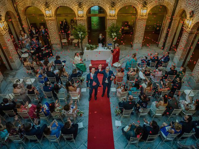 La boda de Fernando y Alejandro en Boadilla Del Monte, Madrid 46