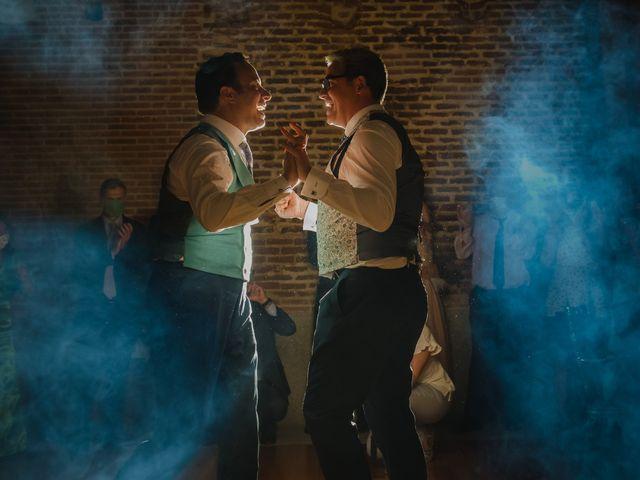 La boda de Alejandro y Fernando
