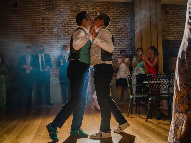 La boda de Fernando y Alejandro en Boadilla Del Monte, Madrid 52