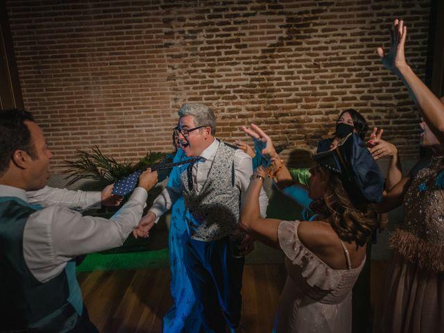 La boda de Fernando y Alejandro en Boadilla Del Monte, Madrid 58