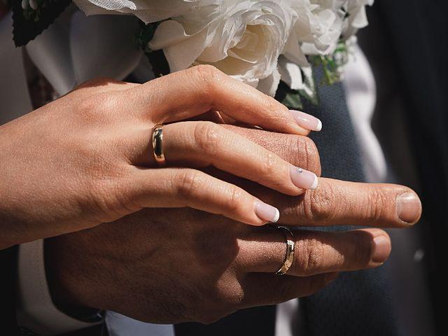 La boda de Alimbek y Alessandra en Santander, Cantabria 1
