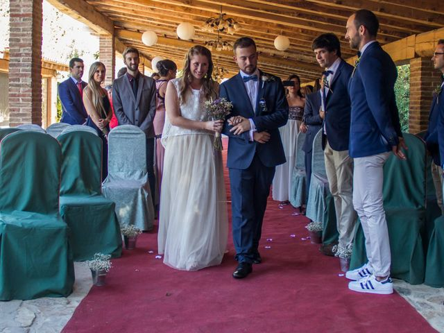La boda de Raphaela y Dàlia  en Montferri, Tarragona 3