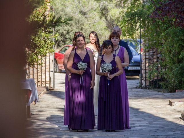 La boda de Raphaela y Dàlia  en Montferri, Tarragona 5