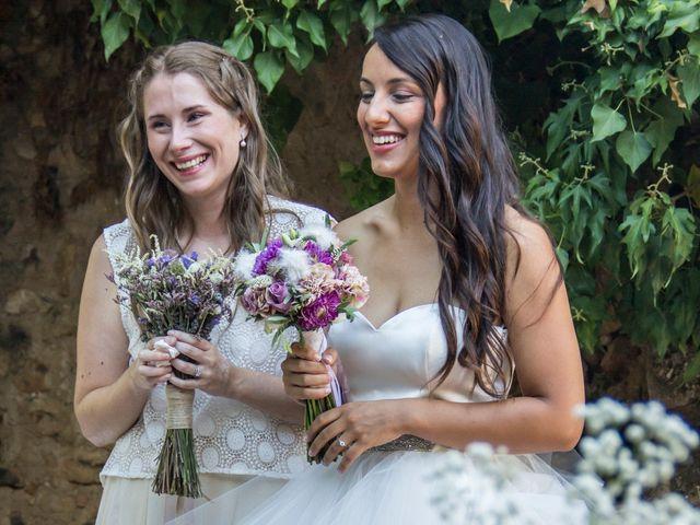 La boda de Raphaela y Dàlia  en Montferri, Tarragona 10