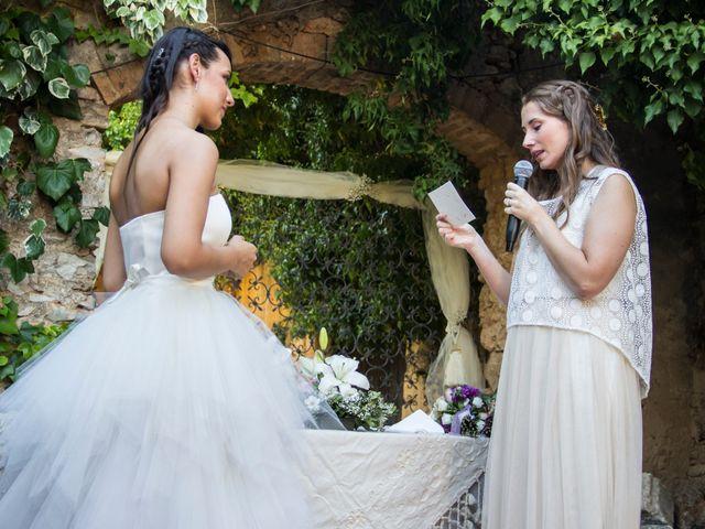 La boda de Raphaela y Dàlia  en Montferri, Tarragona 1