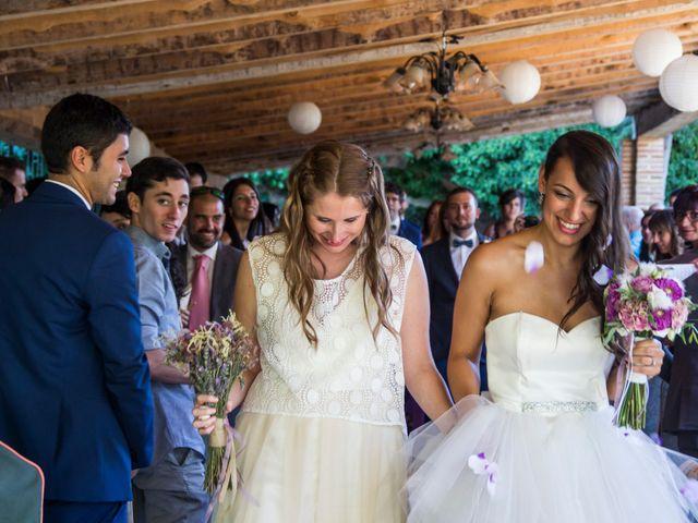 La boda de Raphaela y Dàlia  en Montferri, Tarragona 14