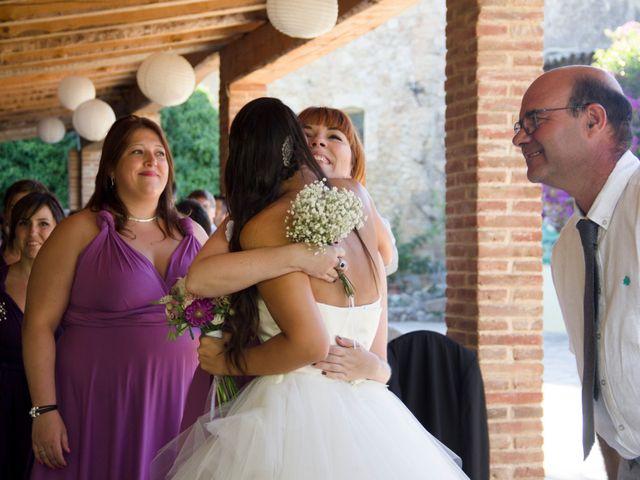 La boda de Raphaela y Dàlia  en Montferri, Tarragona 16