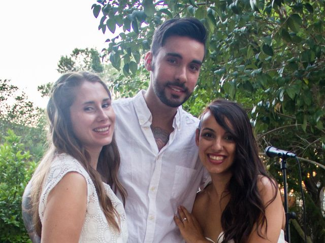 La boda de Raphaela y Dàlia  en Montferri, Tarragona 17