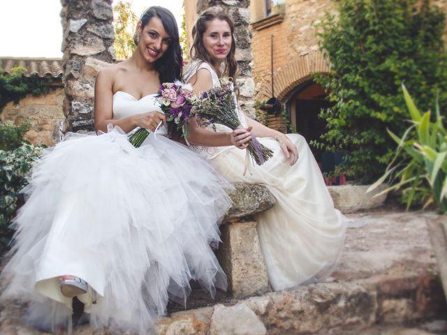 La boda de Raphaela y Dàlia  en Montferri, Tarragona 20