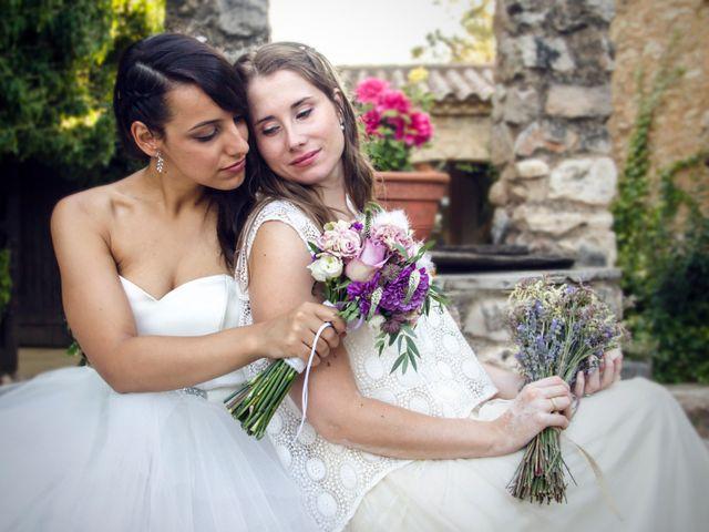 La boda de Raphaela y Dàlia  en Montferri, Tarragona 22