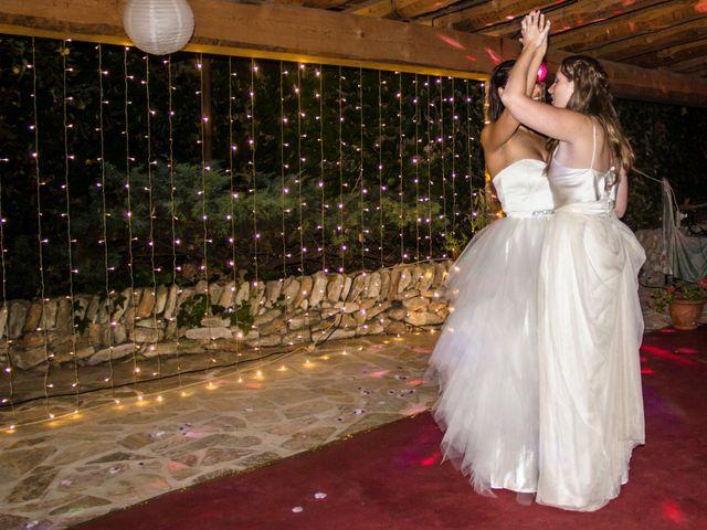 La boda de Raphaela y Dàlia  en Montferri, Tarragona 53