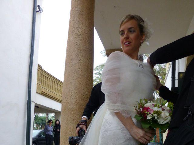 La boda de Raúl y Olaiz en Castellar De La Frontera, Cádiz 3