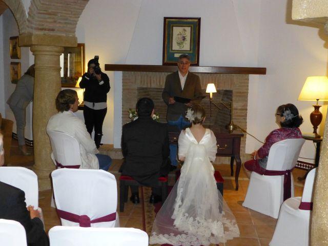 La boda de Raúl y Olaiz en Castellar De La Frontera, Cádiz 4