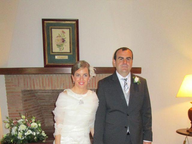 La boda de Raúl y Olaiz en Castellar De La Frontera, Cádiz 5