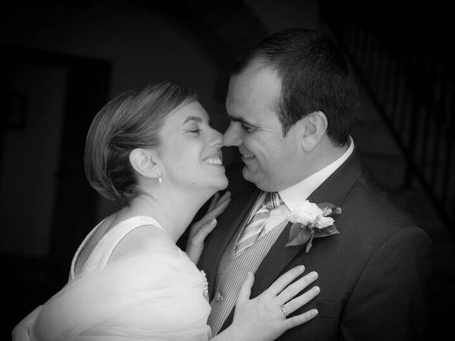La boda de Raúl y Olaiz en Castellar De La Frontera, Cádiz 2