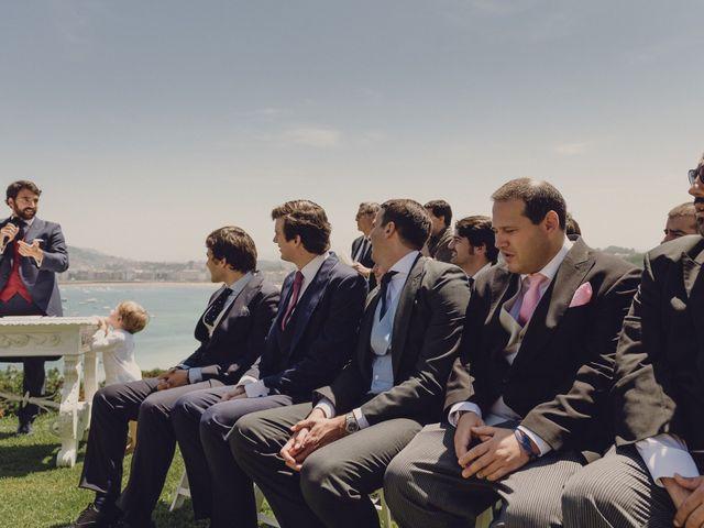 La boda de Pablo y Adriana en Donostia-San Sebastián, Guipúzcoa 29