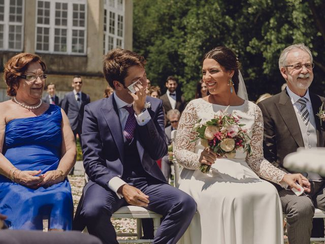 La boda de Pablo y Adriana en Donostia-San Sebastián, Guipúzcoa 33