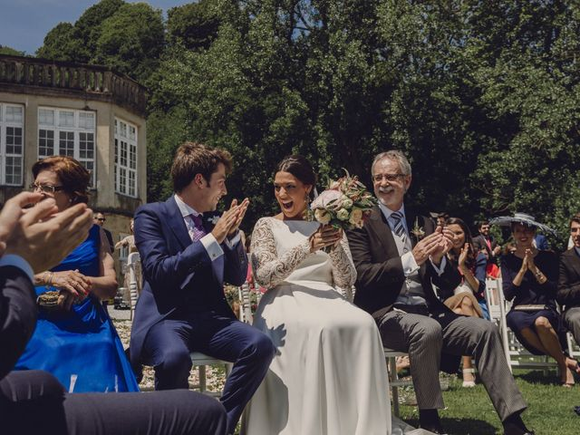 La boda de Pablo y Adriana en Donostia-San Sebastián, Guipúzcoa 35