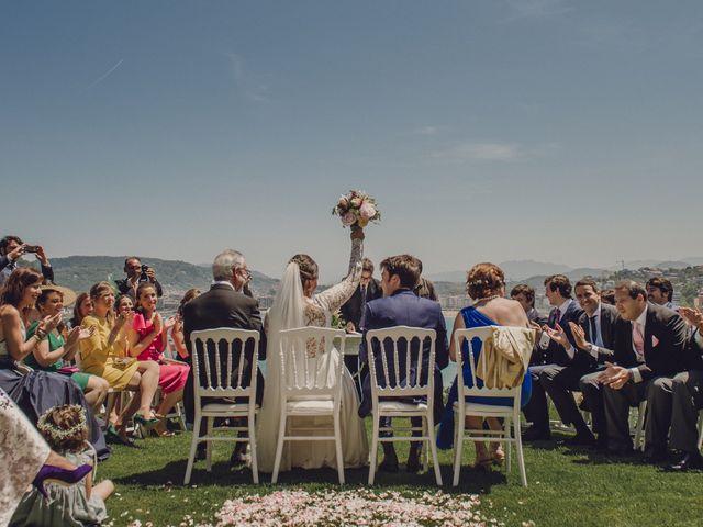 La boda de Pablo y Adriana en Donostia-San Sebastián, Guipúzcoa 36
