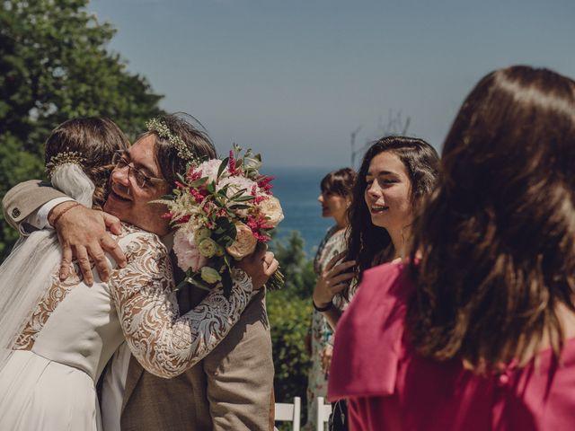 La boda de Pablo y Adriana en Donostia-San Sebastián, Guipúzcoa 37