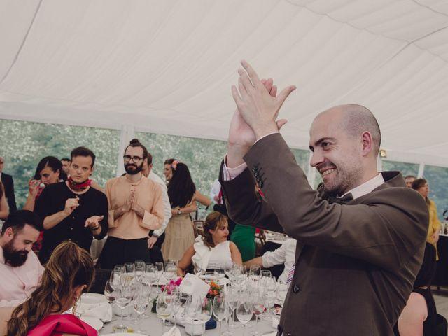 La boda de Pablo y Adriana en Donostia-San Sebastián, Guipúzcoa 91