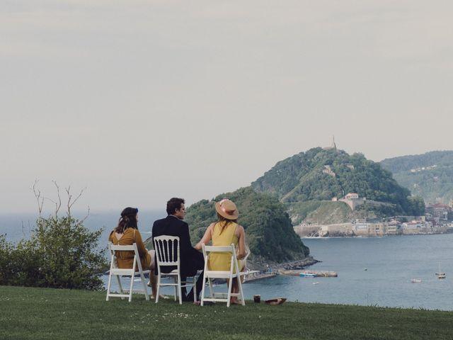 La boda de Pablo y Adriana en Donostia-San Sebastián, Guipúzcoa 105
