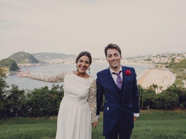 La boda de Pablo y Adriana en Donostia-San Sebastián, Guipúzcoa 106