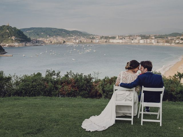 La boda de Pablo y Adriana en Donostia-San Sebastián, Guipúzcoa 108