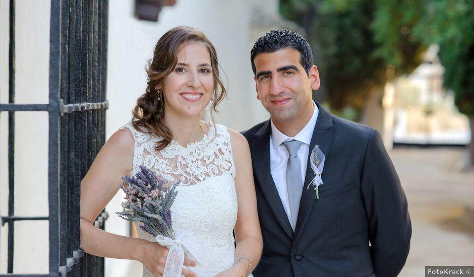 La boda de Pablo y Teresa en Granada, Granada