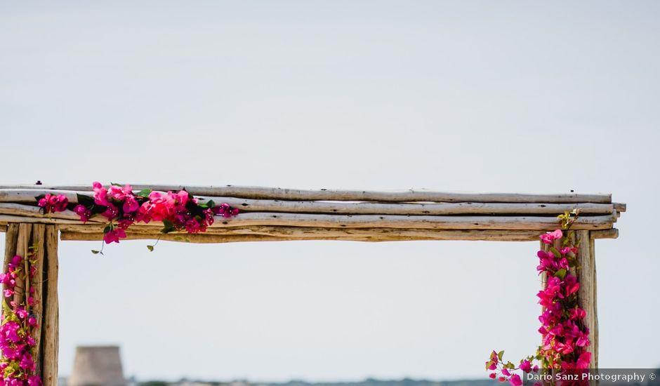 La boda de Noach y Elien en Sant Josep De Sa Talaia/sant Josep De La, Islas Baleares