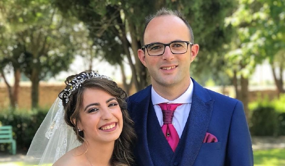 La boda de Mario y Sandra en Alba De Tormes, Salamanca